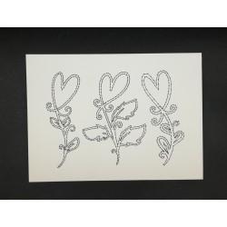 BES EP27 Coeur de fleurs